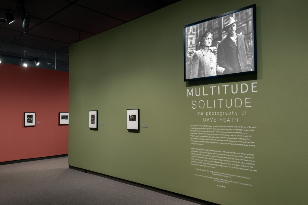 Multitude Solitude The Photographs of Dave Heath_June 2018_Amon Carter Museum of American Art_1