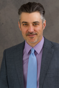 Jeffery Schmidt is the artistic director of Theater Three in Uptown