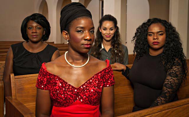 """'Nina Simone: Four Women"""""""