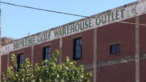 Niles City Sound occupies space inside this 100-year-old warehouse near downtown Fort Worth. Photo: Hady Mawajdeh