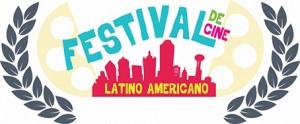 Logo for the Festival De Cine Latino Americano