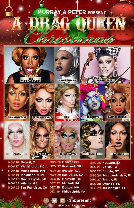 A Drag Queen Christmas.A Drag Queen Christmas Art Seek Arts Music Culture For
