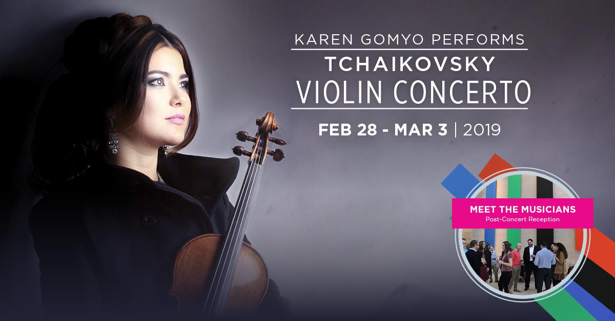 Karen Gomyo Performs Tchaikovsky Violin Concerto | Art&Seek | Arts