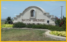 balch springs recreation center