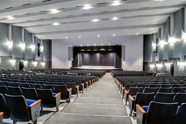 Midway ISD Peforming Arts Center | Art&Seek | Arts, Music, Culture