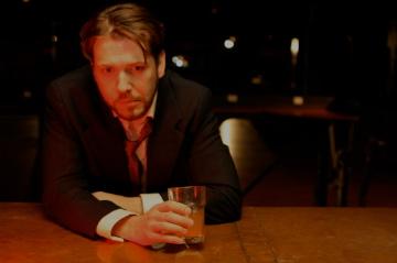"Regan Adair in David Mamet's ""Edmond,"" presented by Second Thought Theatre"