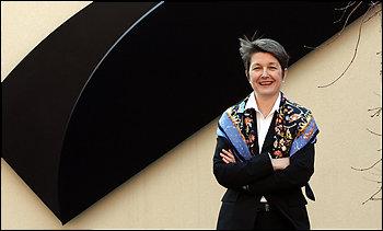 Dr. Dorothy Kosinski, by Susan Biddle, The Washington Post