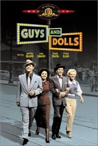 Guys and Dolls, 1955 movie