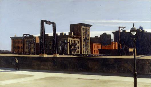 Edward Hopper, Manhattan Bridge Loop