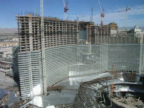 Las Vegas' CityCenter from citycenter.com