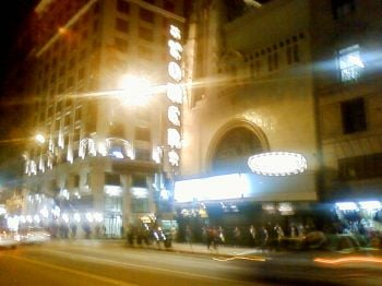 Tower Theater in downtown LA