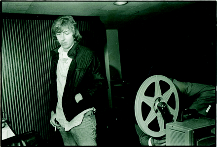 Eagle Pennell, Texas filmmaker, from slashfilm.com