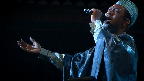 Youssou in concert 1