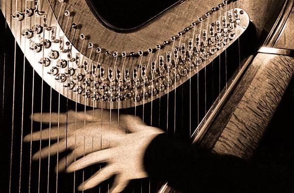 The Harp's Future, On Display in Denton | Art&Seek | Arts