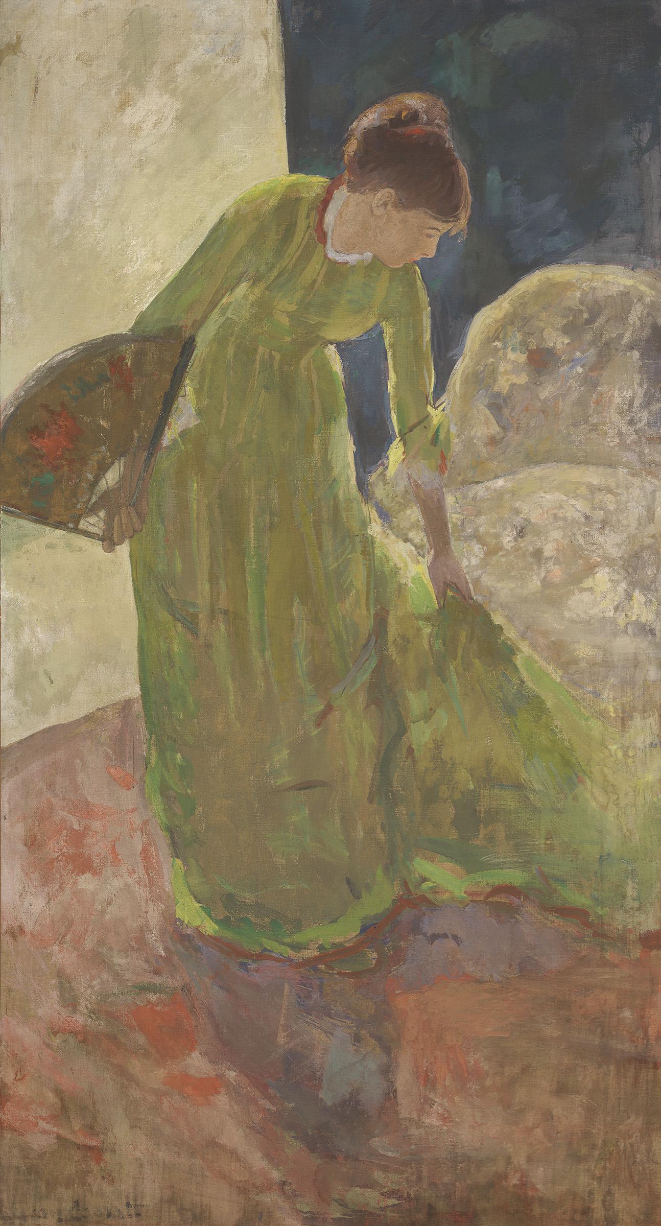 Mary Cassatt Comes To The Amon Carter At Last Art Amp Seek