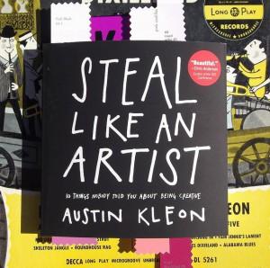 Austin Kleon - 'Steal Like An Artist'