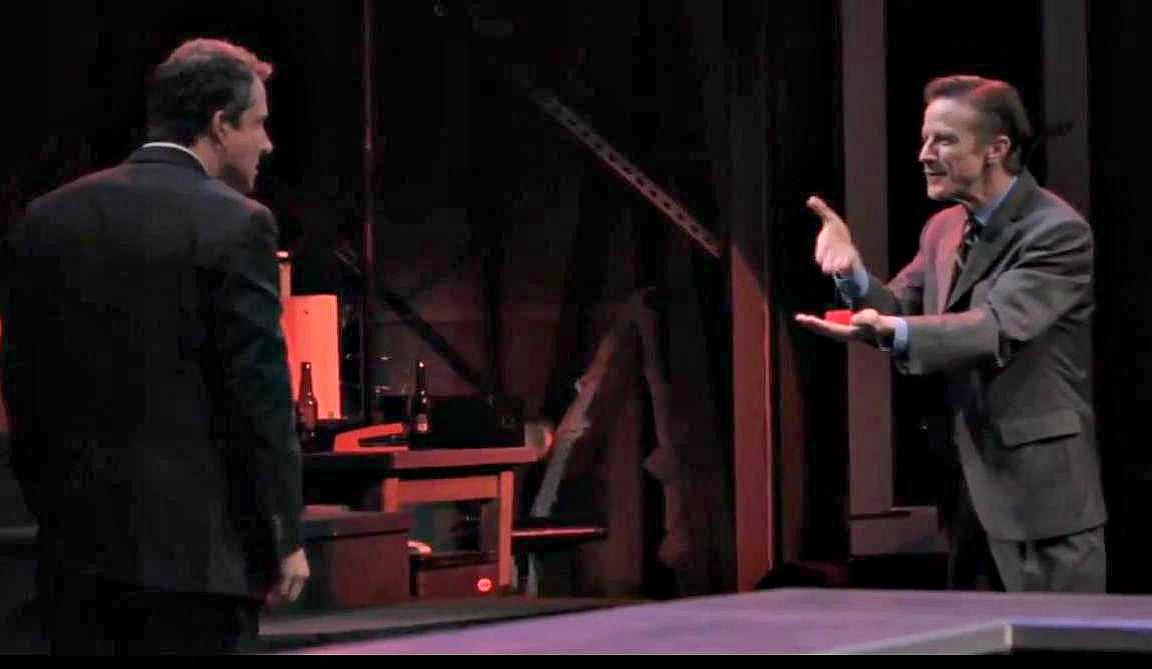 Review: 'Enron' at Theatre Three | Art&Seek | Arts, Music, Culture