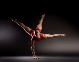 Albert Drake, dancer Photograph by Brian  Guilliaux