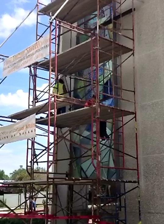trinity scaffolding