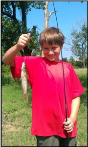 Learn to fish at LLELA this weekend. (photo LLELA)