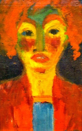 nolde_red-haired