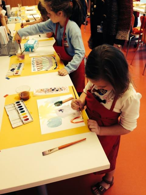 Come make something at the new Renzo Piano Pavilion. (photo: Kimbell Art Museum)