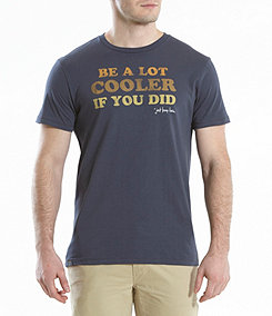 One of the shirts from Matthew McConaughey's clothing line. (Credit: JKL/Dillard's)