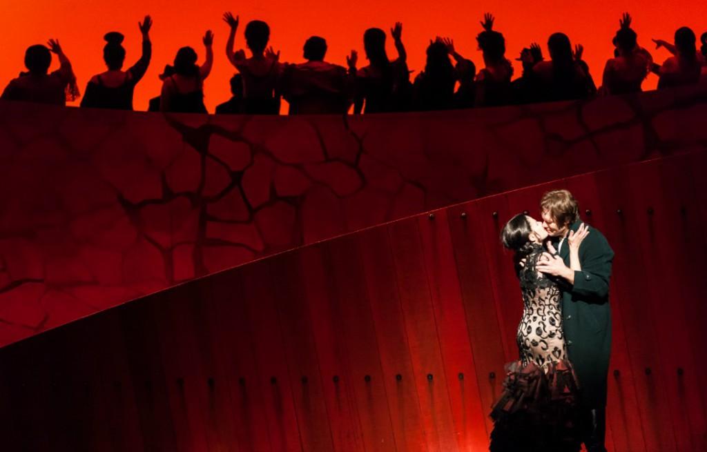 HGO - Carmen - Dress Rehearsal - Photographer Lynn Lane-149