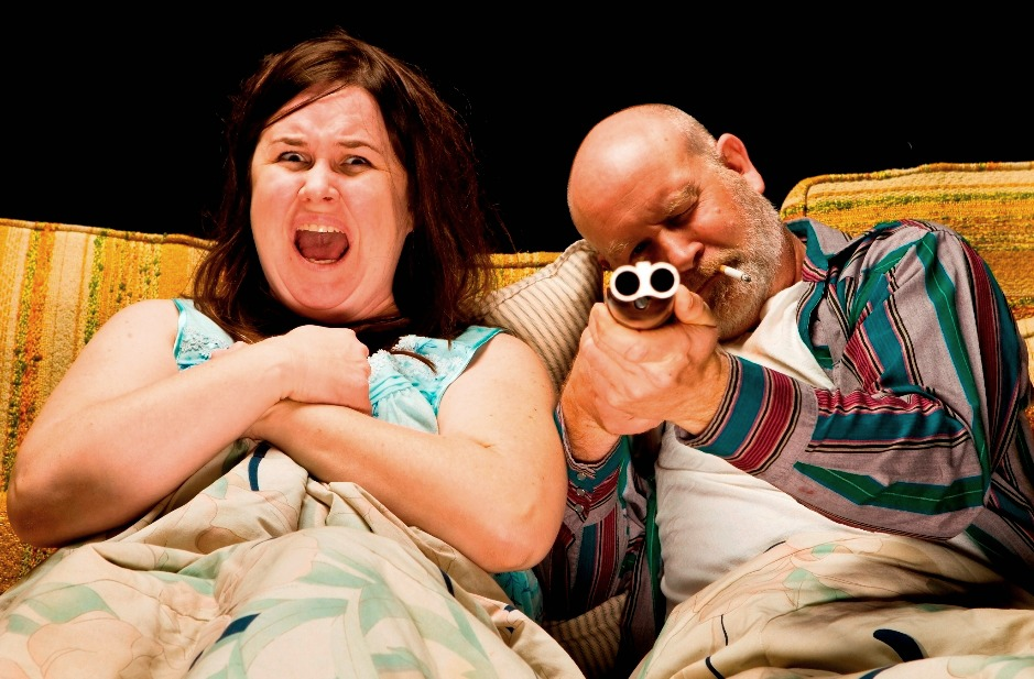PSYCHOS- Tina Parker and Sean Hennigan