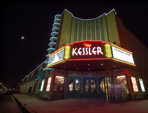 Photo: The Kessler Theater