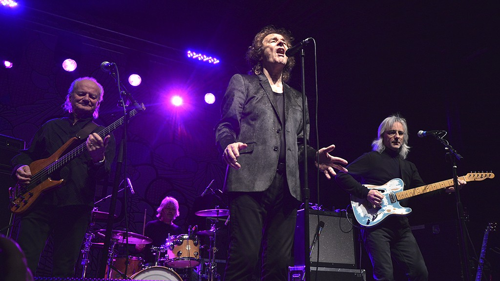 The Zombies perform new songs before indulging the audience in the band's hits from the past 50 years.