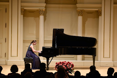 Anastasia Magamedova/Courtesy: The Cliburn