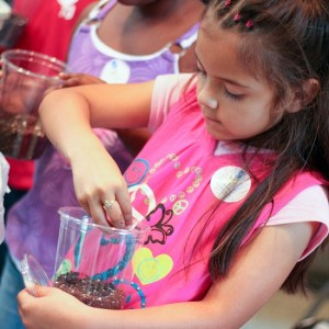 Get dirty at the Texas Discovery Gardens. Photo: Texas Discovery Gardens.