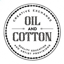 BD oil and cotton logo