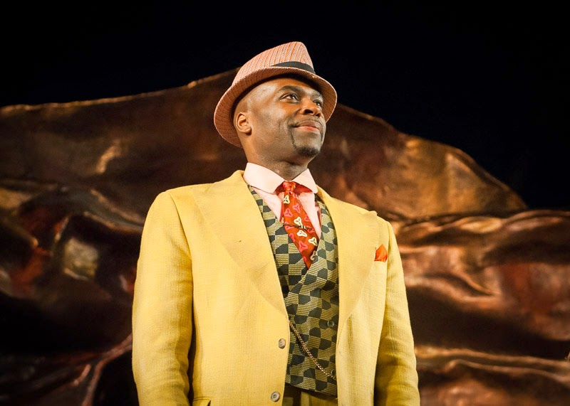 P&B Cedric Neal. Photo credit - David Jenson