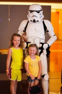 Meet your favorite galactic characters at Reel Adventures in Sci-Fi. Photo: Fort Worth Museum of Science and History