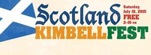 kimbell fest logo