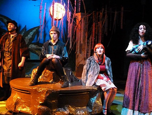"Fairy tale stories collide in Garland Civic Theatre's production of ""Into the Woods."" Photo: Celeste Rogers"