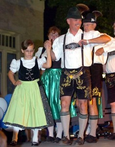 Check out the Oom Pah Pah beat at McKinney's Oktoberfest. Photo Allen Rich
