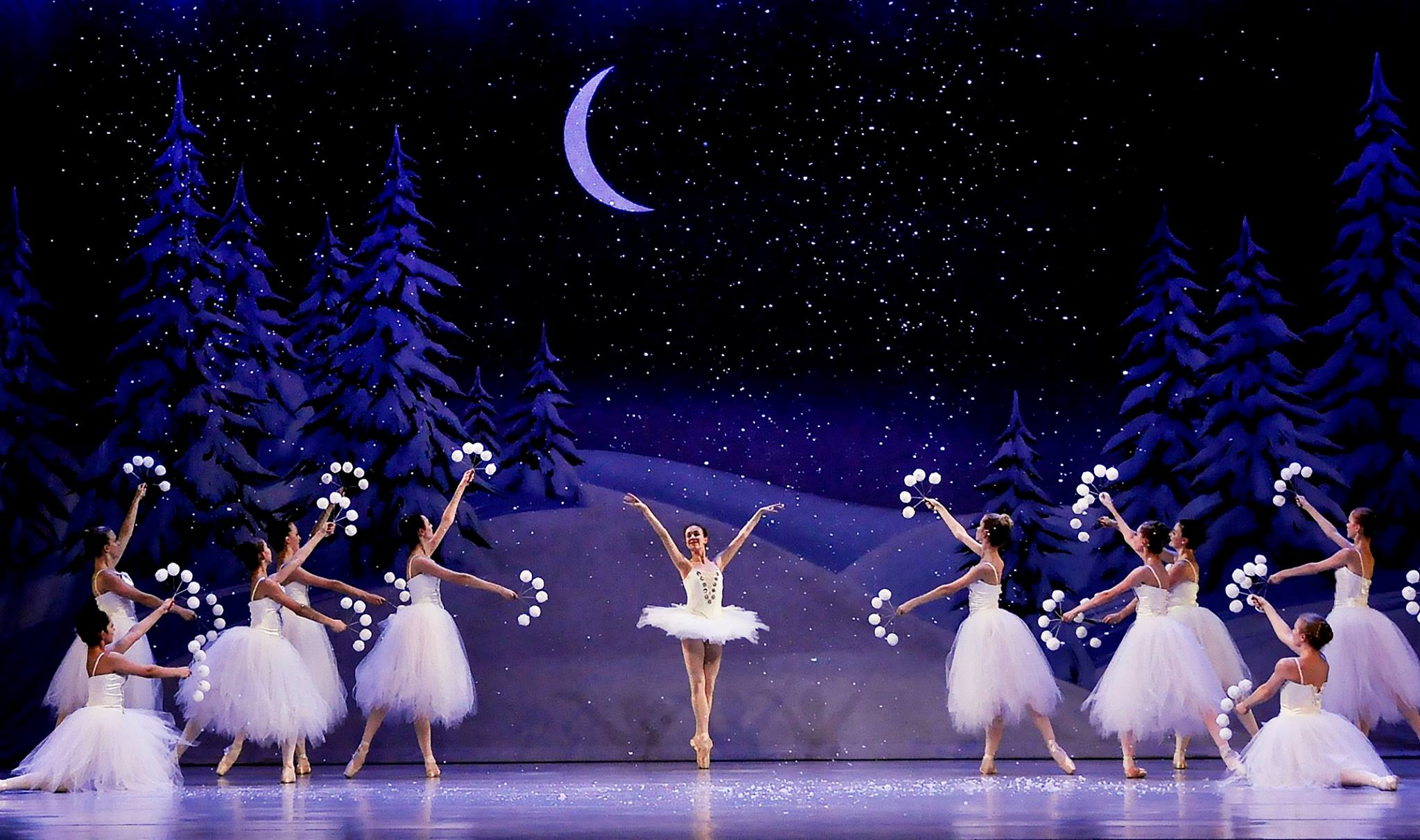 "Chamberlain Performing Arts' ""Snow"""