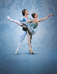 BD Nutcracker blue duo