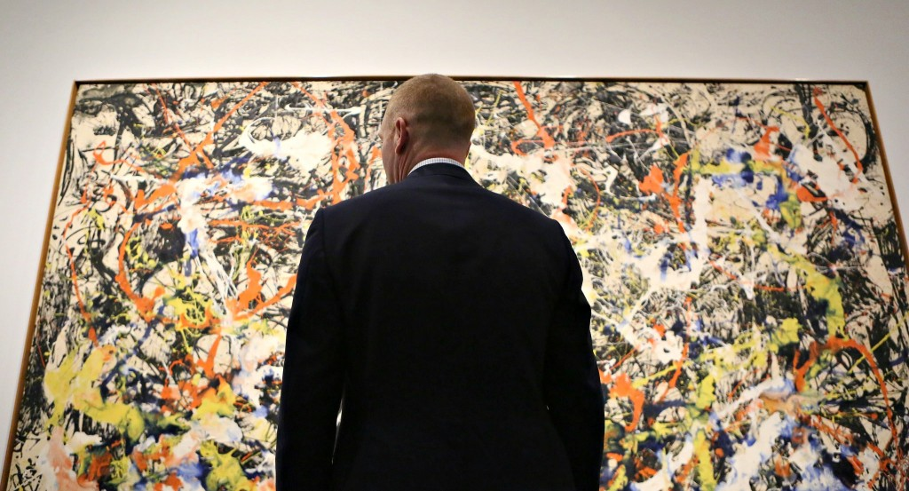 Gavin(6)_Jackson Pollock Blind Spots_Courtesy of Dallas Museum of Art
