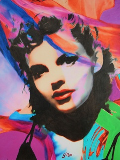 """Judy Garland"" by James Gill"