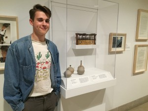 Nik Hermanovski, Young Master of Studio Art, 18.