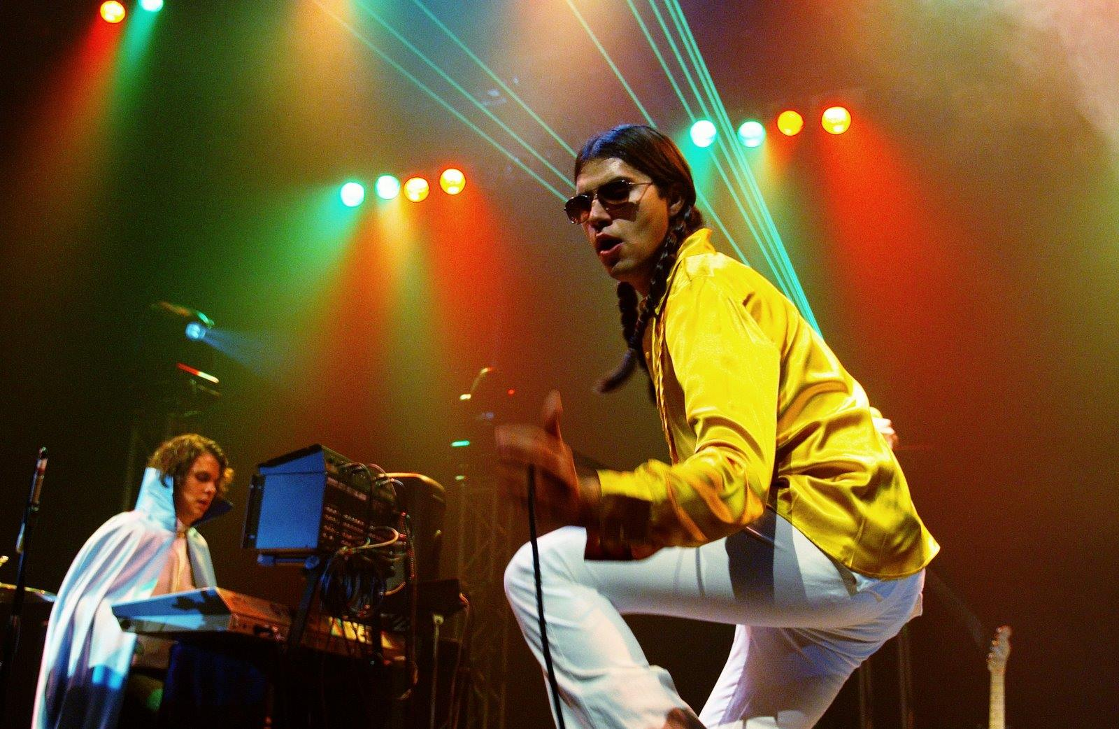 Ghostland Observatory headlines Homegrown Fest.