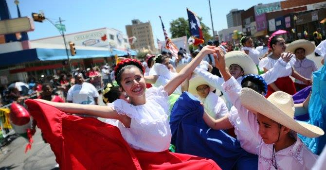 Celebrate Cinco de Mayo this Saturday with a parade and festival. Photo: Ben Torres