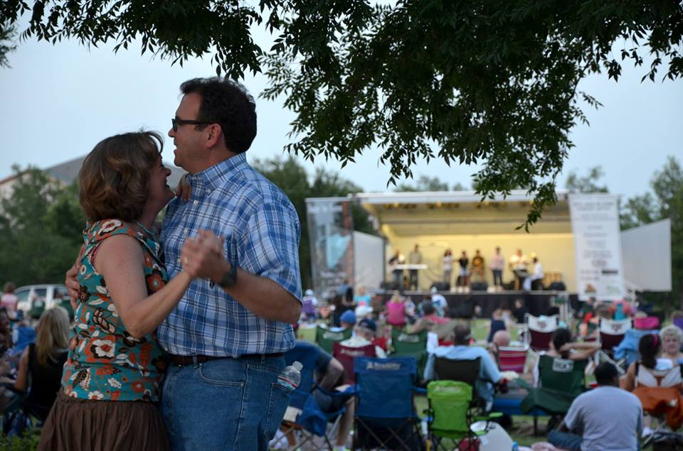 The music has a good beat and you can dance to it at Keller Summer Nights. Photo: City of Keller