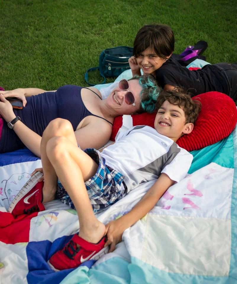 Chill with your peeps at an outdoor flick. Photo: Amon Carter Museum of American Art