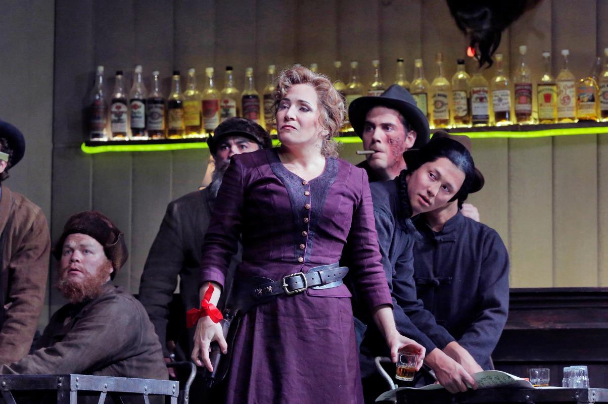10 Patricia Racette in 'The Girl of the Golden West' (c) Ken Howard for Santa Fe Opera, 2016