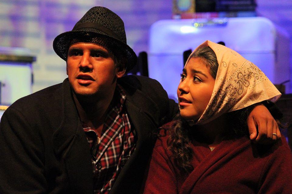 """When The Rain Stops Falling"" Photo: Theatre Wesleyan"